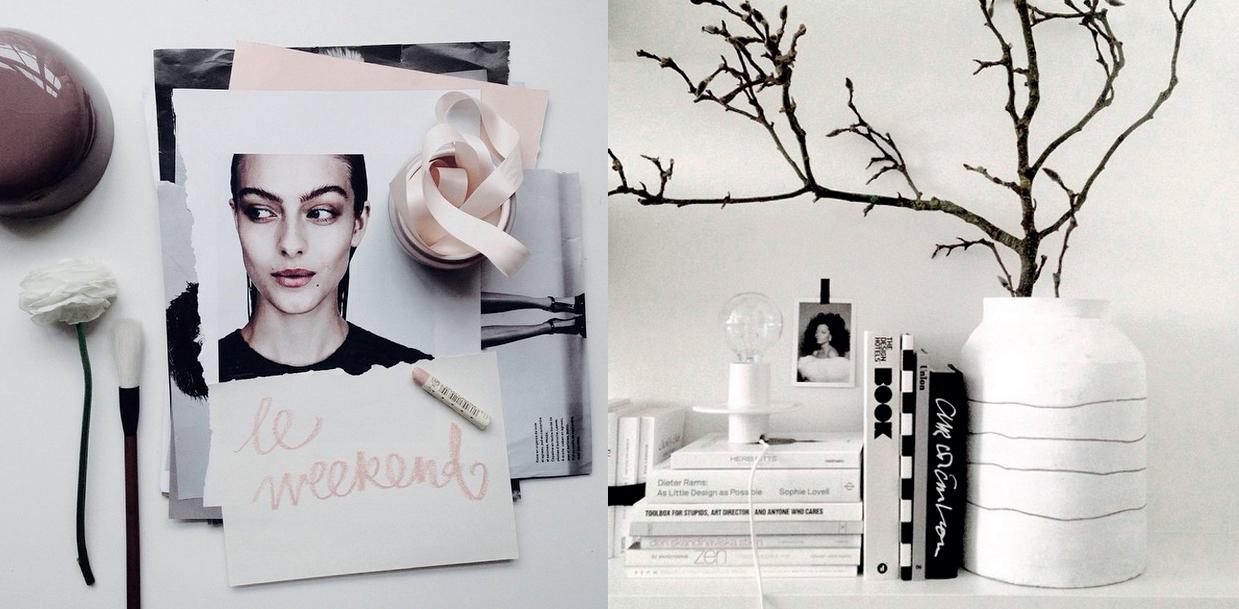 Chọn phong cách nhất quán khi chụp hình cho Instagram