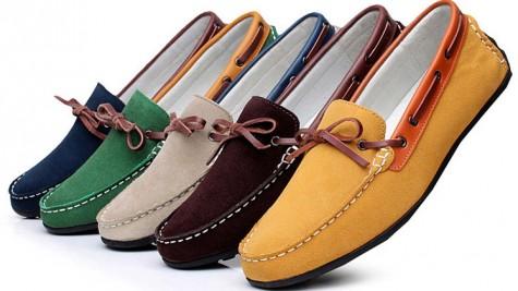 10 kiểu giày mọi nam đẹp dưới 3 triệu đồng
