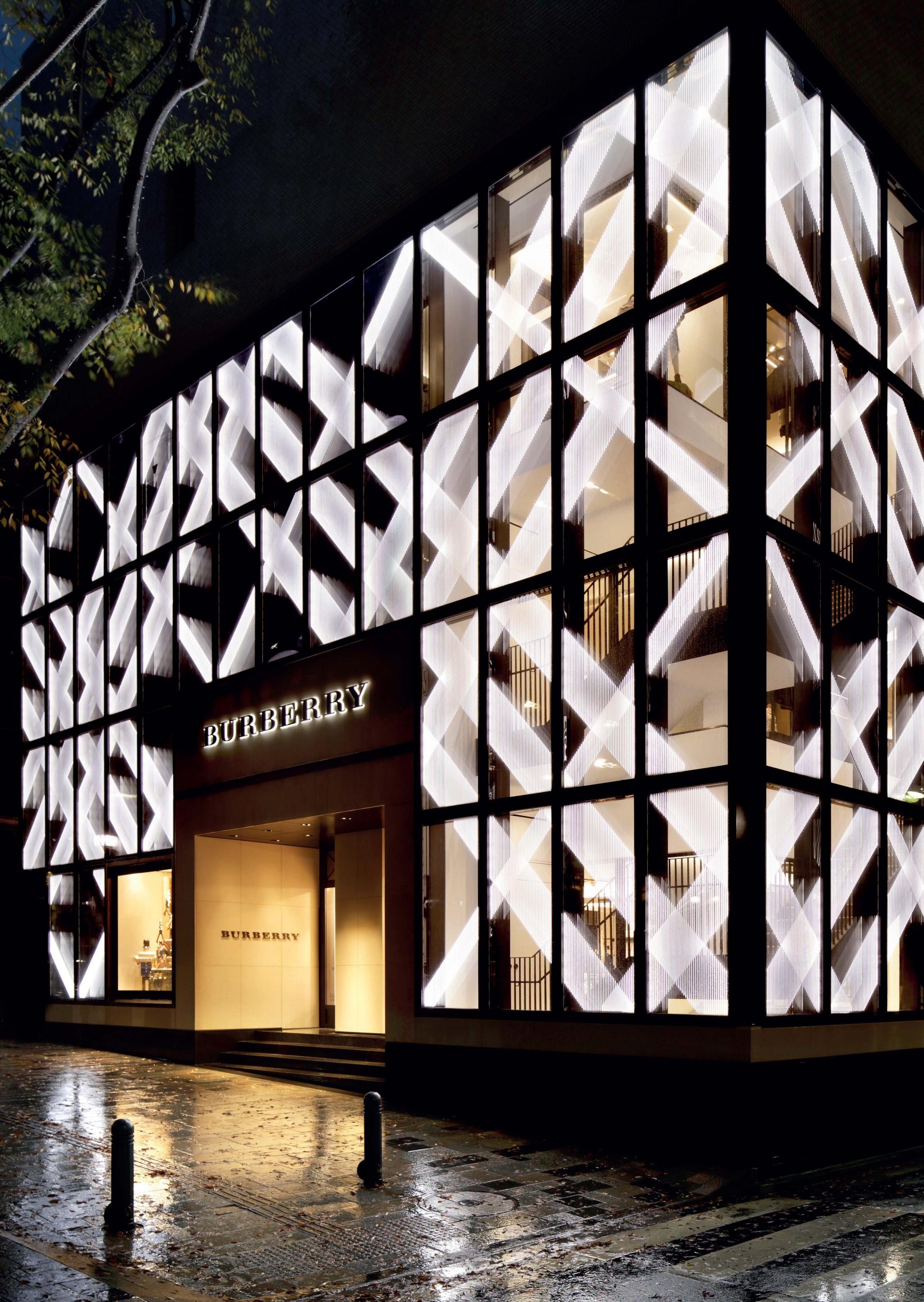 Bí quyết kinh doanh thời trang của Burberry