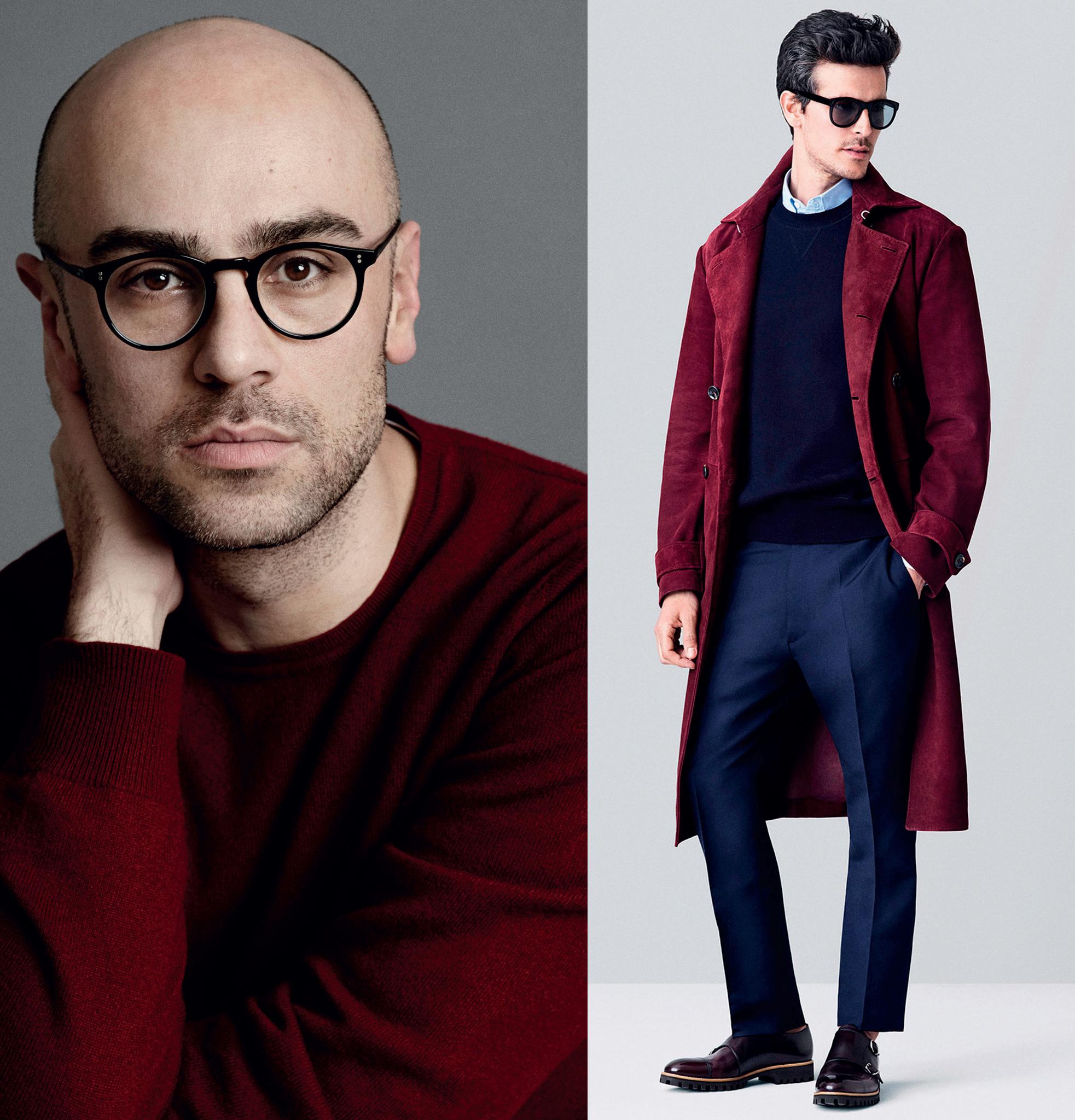 Nhà thiết kế thời trang Pablo Coppola