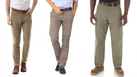 Cách phối đồ với quần kaki nam