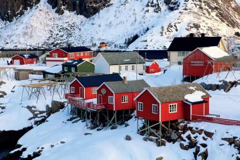 Các địa điểm du lịch kỳ thú nhất năm 2015