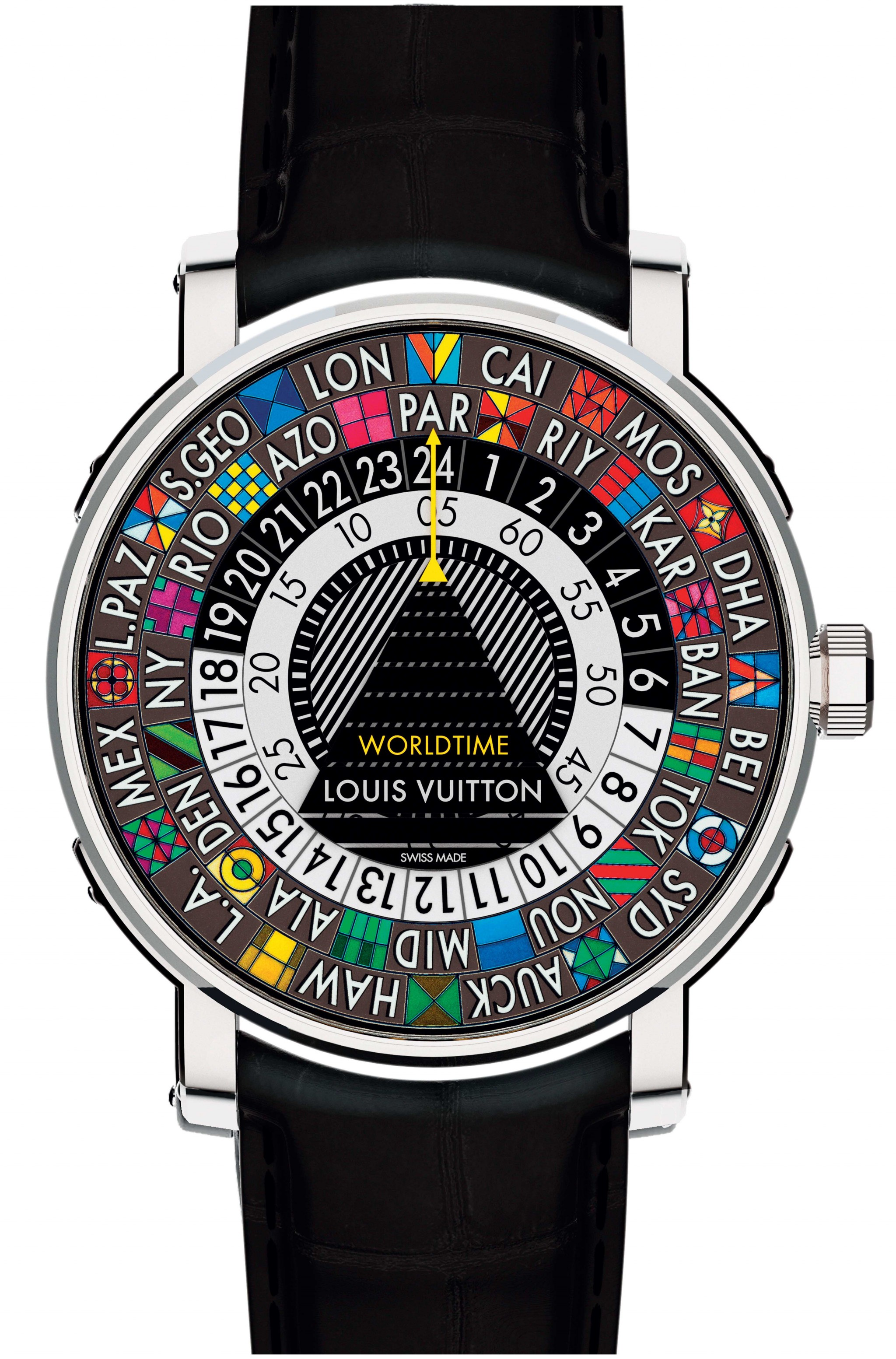 đồng hồ cao cấp Louis Vuitton
