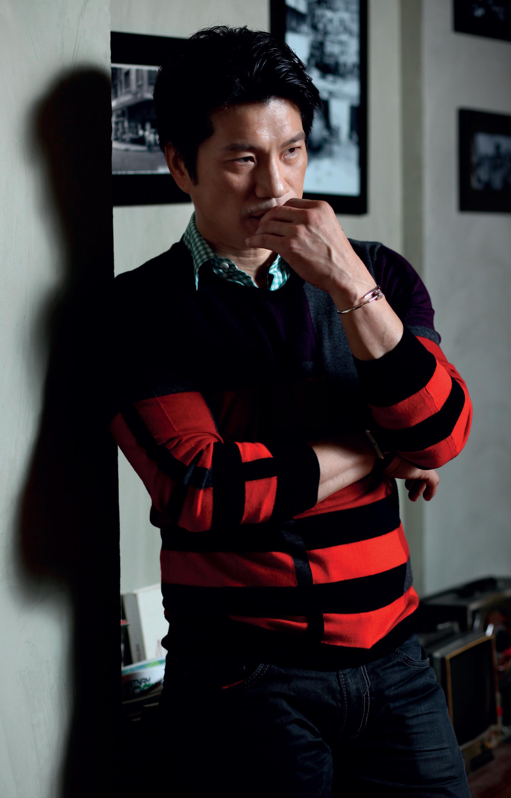 Nam diễn viên Dustin Nguyễn