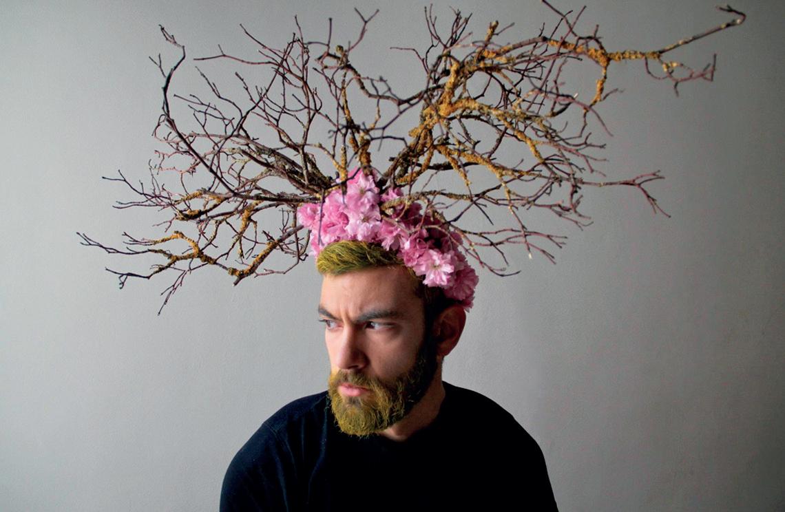 Nghệ nhân cắm hoa người Pháp tài năng Jérémy Martin