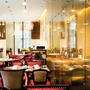 5 nhà hàng sang trọng ở Hà Nội