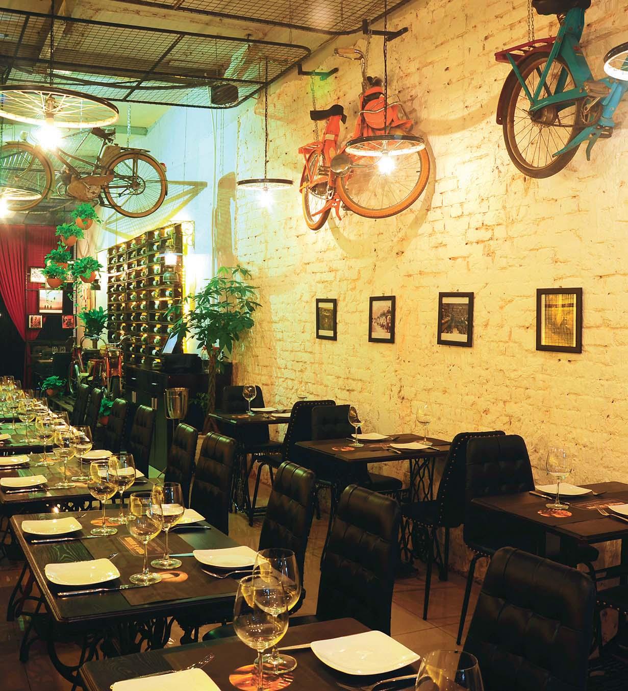 nhà hàng sang trọng ở Hà Nội Siglo's House