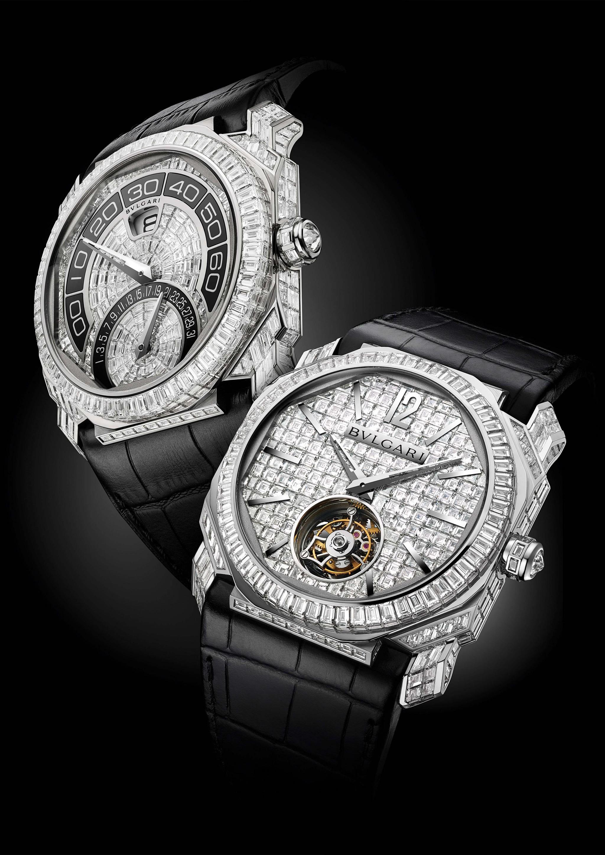 đồng hồ bvlgari Octo Bi-retrograde 43mm
