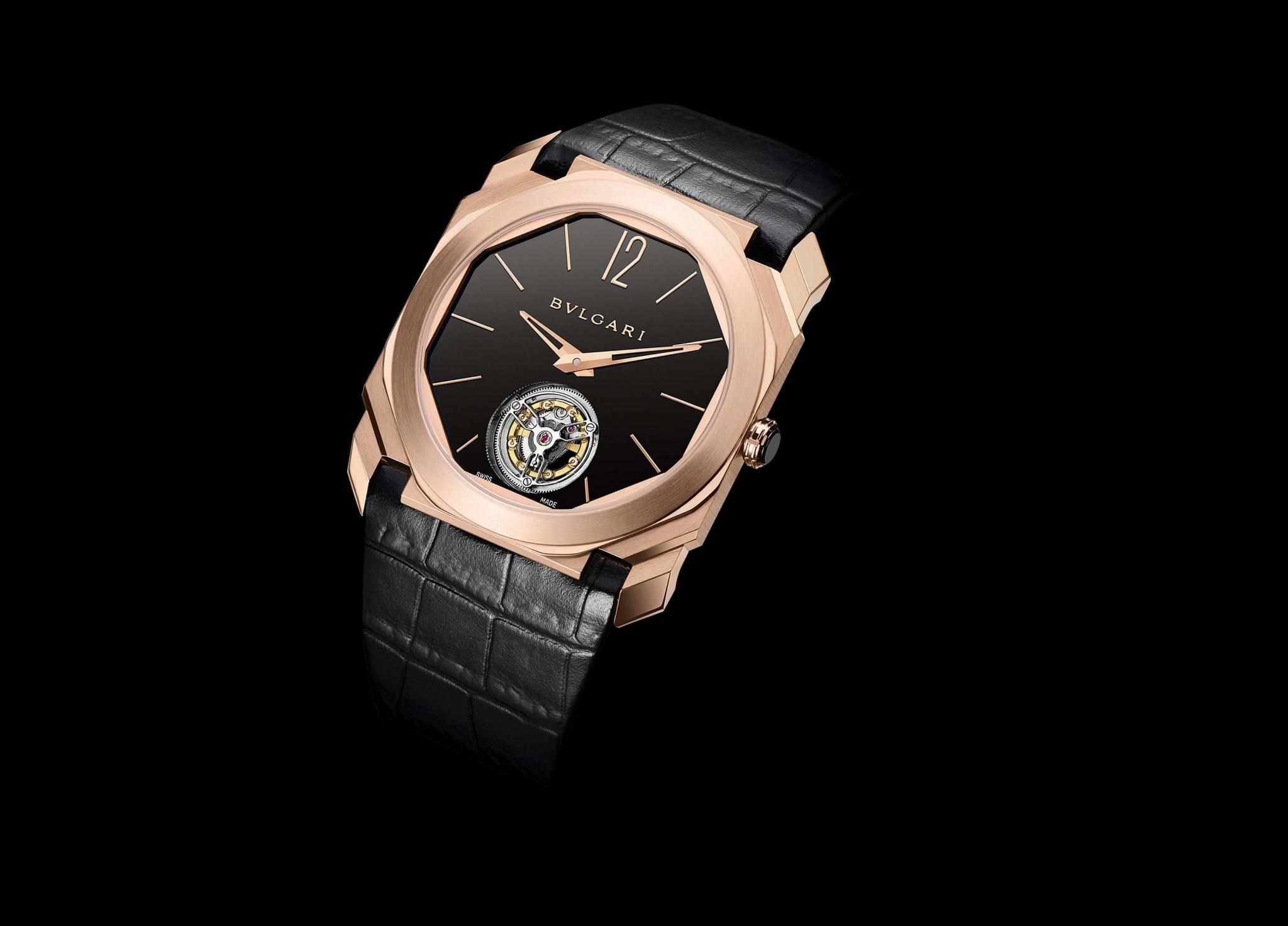 đồng hồ bvlgari Octo Finissimo Tourbillon 36.60mm