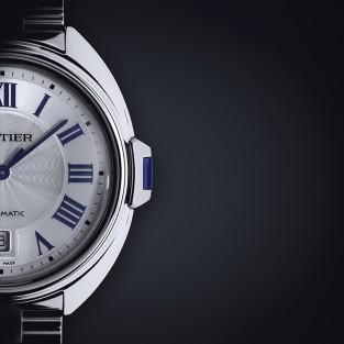 "Đồng hồ Cartier ""Clé de Cartier"": Đỉnh cao danh vọng"