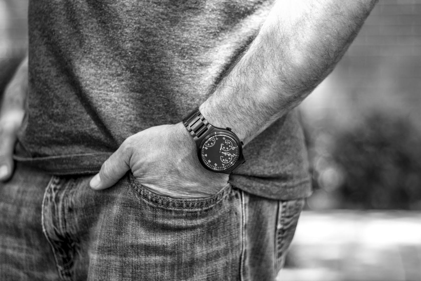 cách chọn đồng hồ nam cho ngày nghỉ