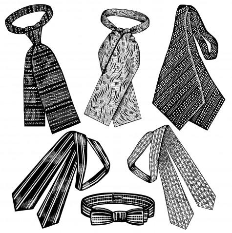 Những câu chuyện thú vị về chiếc cà vạt nam