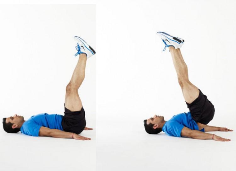 Cách tập cơ bụng hiệu quả bằng bài tập Ab Pulse Ups