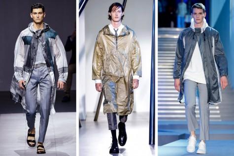 xu hướng thời trang nam áo khoác dài