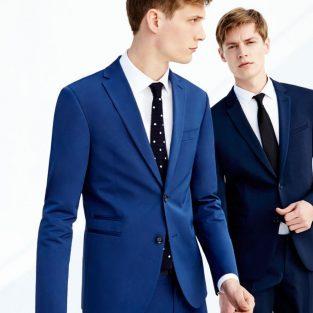 4 cách phối đồ với áo vest nam màu xanh