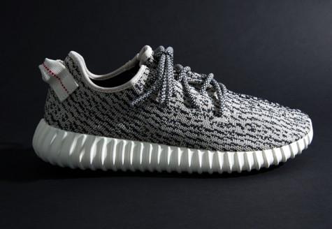 Cơn sốt giày thể thao Adidas mang tên Kanye West