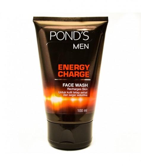 cách làm đẹp cho nam với sữa rửa mặt Pond's Men