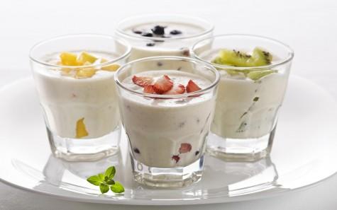 Tác dụng của sữa chua giúp chống sốc đường
