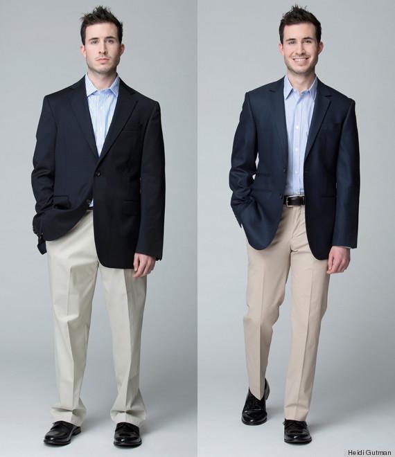 cách chọn trang phục cho người gầy với kích cỡ quần áo