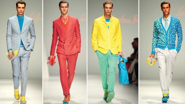 cách chọn trang phục cho người gầy với các màu sắc nổi bật