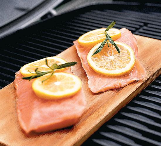 thực phẩm tăng cơ bắp cá hồi