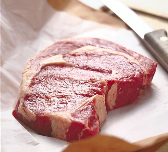 thực phẩm tăng cơ bắp thịt bò