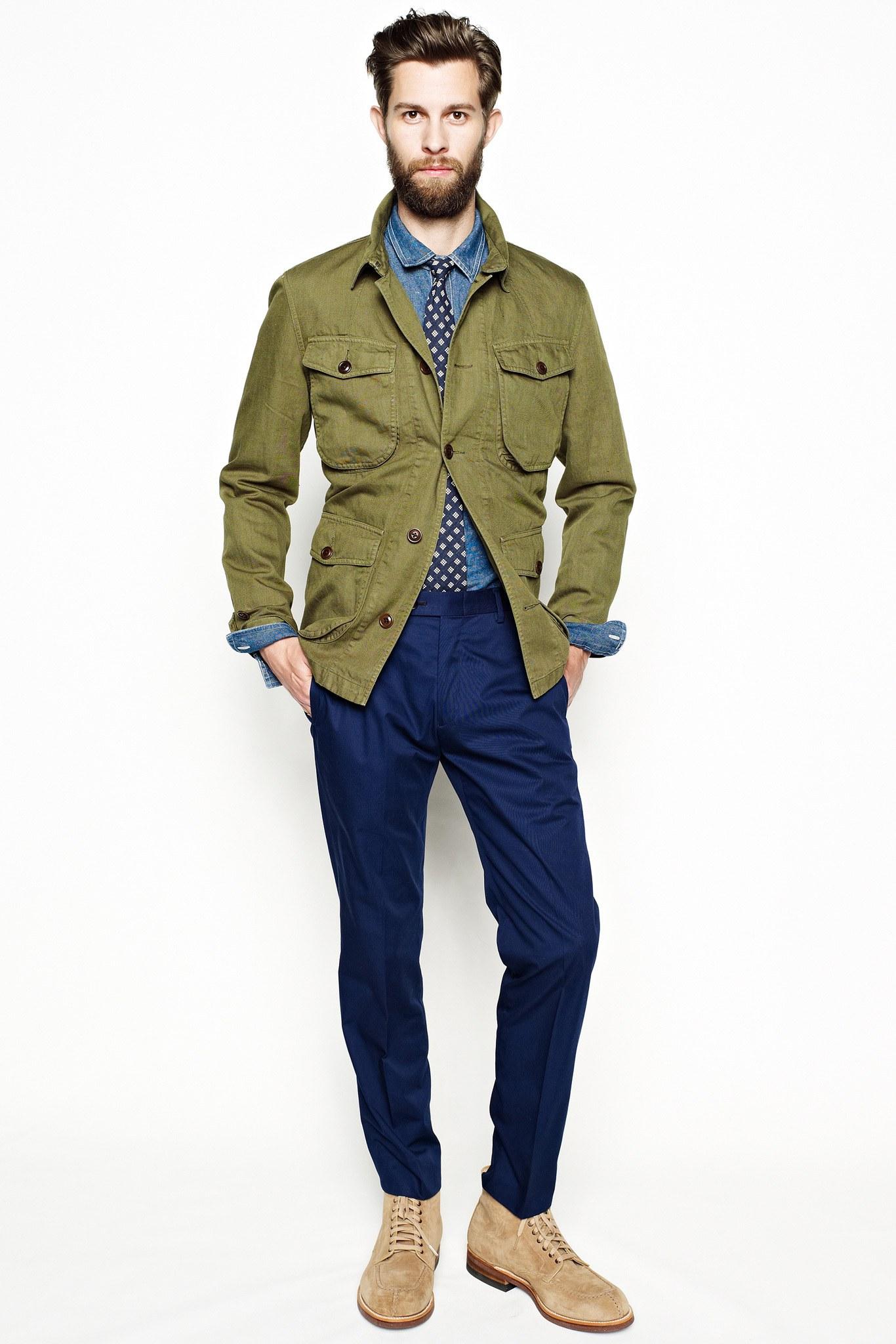 8 cách tạo phong cách ăn mặc đẹp cho nam1