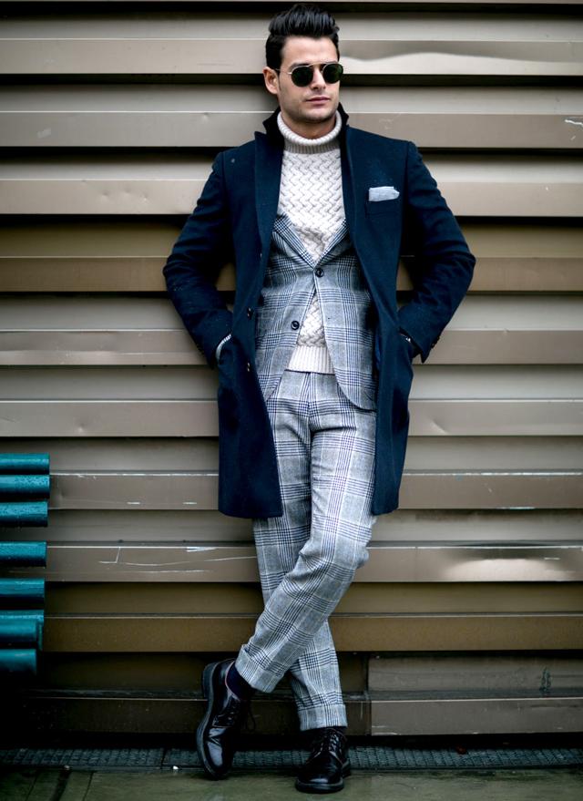 8 cách tạo phong cách ăn mặc đẹp cho nam8