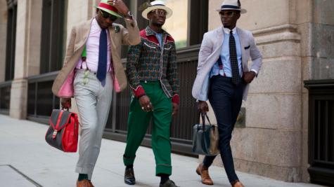 8 cách tạo phong cách ăn mặc đẹp cho nam