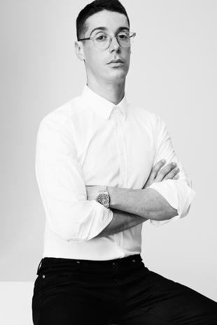 Giám đốc hình ảnh của DKNY Hector Muelas