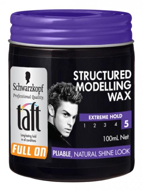 Wax tạo kiểu tóc Taft của Schwarzkopf