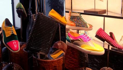 Những kiểu giày thời trang nam của Christian Louboutin dành cho quý ông