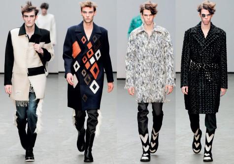 BST  Thu Đông 2015-16 của nhà thiết kế thời trang Xander Zhou
