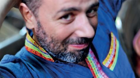 Nhà thiết kế thời trang Diego và chiếc túi đầy ắp ước mơ