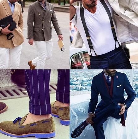 tai khoan instagram Men With Class