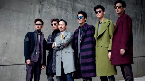 """Khẳng định vị thế thời trang nam giới """"Made in Asia"""""""