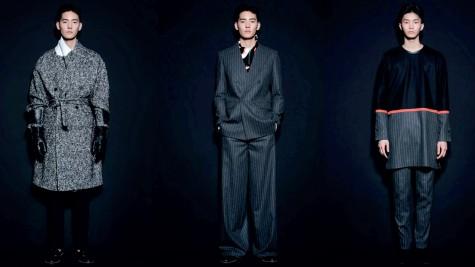 Thương hiệu thời trang nam Heich Es Heich: Giữa tối đa & tối giản