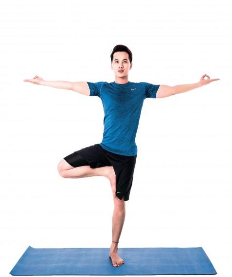 cac bai tao yoga don gian tu the 1