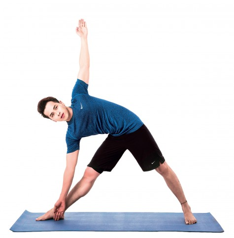 cac bai tap yoga don gian tu the 3