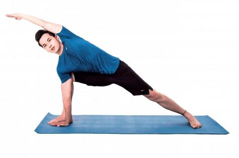 cac bai tap yoga don gian tu the 5