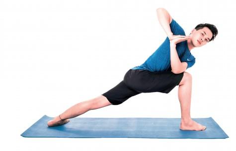 cac bai tap yoga don gian tu the 6