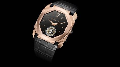 Vẻ đẹp tinh giản của đồng hồ Bvlgari Octo phiên bản 2015