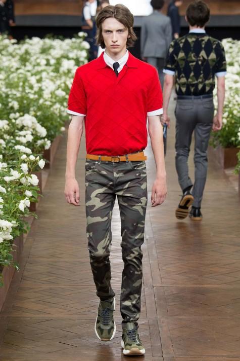 xu hướng thời trang nam cảm hứng thể thao