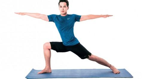 Các bài tập Yoga đơn giản