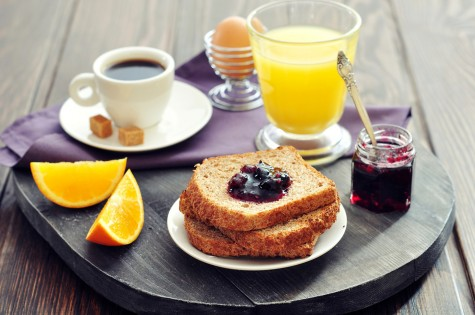 cách ăn uống để giảm cân bữa ăn sáng