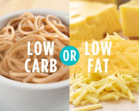 cách ăn uống để giảm cân low carb