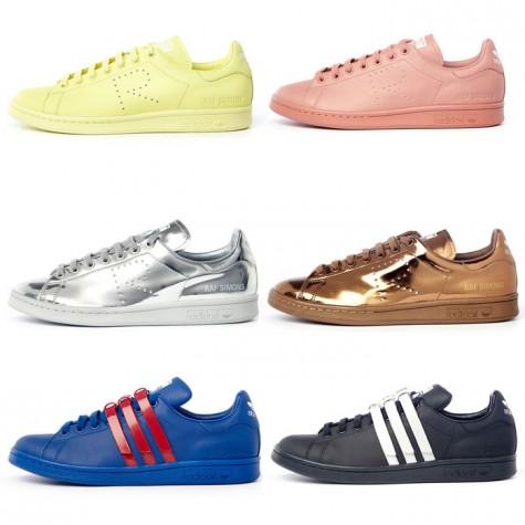 BST Giày thể thao Adidas x Raf Simons 2016