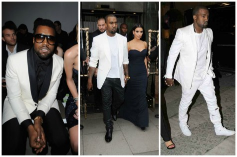Phong cách thời trang lịch lãm với áo vest trắng