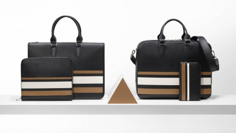 Longchamp giới thiệu dòng túi xách công sở Racing
