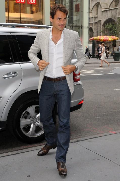 cách phối đồ nam đẹp với áo blazer
